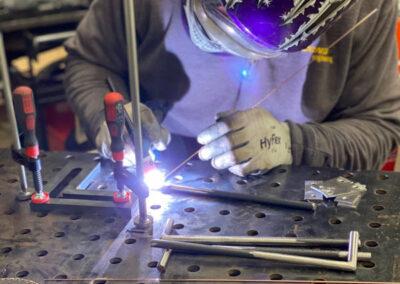 Ferrous and Non Ferrous Metal Welding