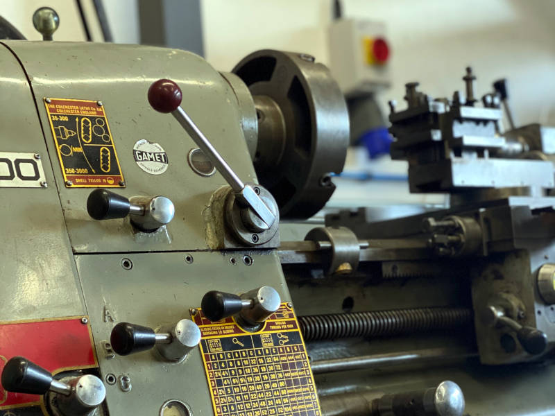Milling and Turning Capabilities in House