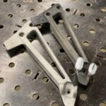 Repairs to Aluminium and Magnesium Castings